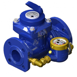 Счетчик воды WPVD-UA Ду200/50