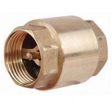 Клапан обратный муфтовый Ду15