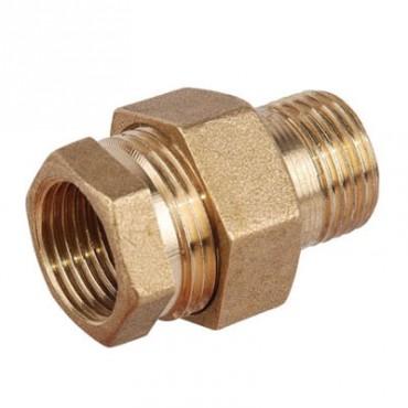 Соединение под ключ (Американка) прямая Ду40