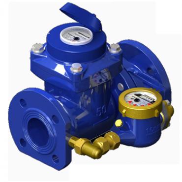 Счетчик воды WPVD-UA Ду80/20