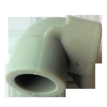 Колено (угольник) PP-r  40 90° Hakan
