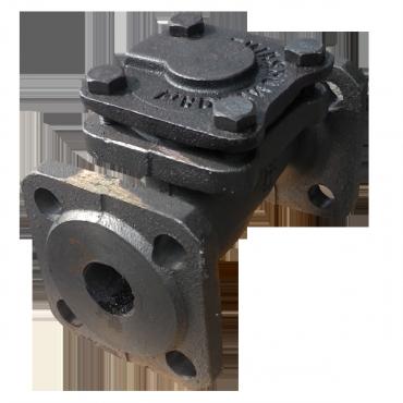 Клапан обратный 16кч9п Ду80