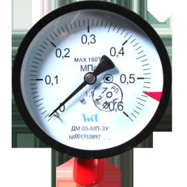 Манометр ДМ 05100 - 0,6МПа-1,5-01М