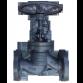 Клапан стальной фланцевый 15с65нж Ду125