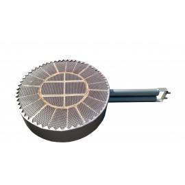 Горелка газовая инфракрасного излучении ГИИ-36,5 кВт Ø600 для тандыра 2-я
