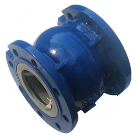 Клапан обратный фланцевый CVS-16F Ду80
