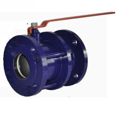 Кран шаровый 11с41п Ду80