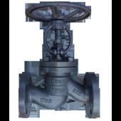 Клапан (вентиль) стальной фланцевый 15нж65нж Ду20