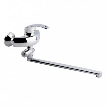 Смеситель для ванной G.Ferro Mars 005 Euro (K40)