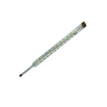 Термометр ТТЖЛ оправа L-100