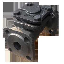 Клапан обратный 16кч9п Ду50