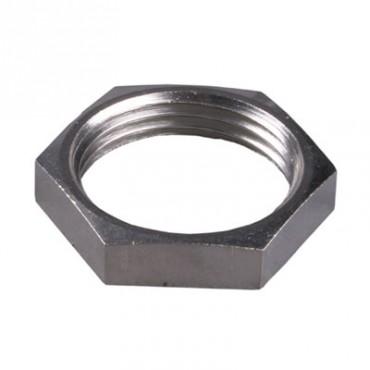 Контргайка стальная Ду15