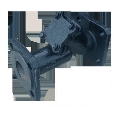 Фильтр осадочный фланцевый Ду125 (серия 01)  Украина