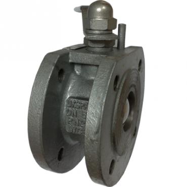 Кран шаровый фланцевый (укороченный) Ду150 TBV-25F