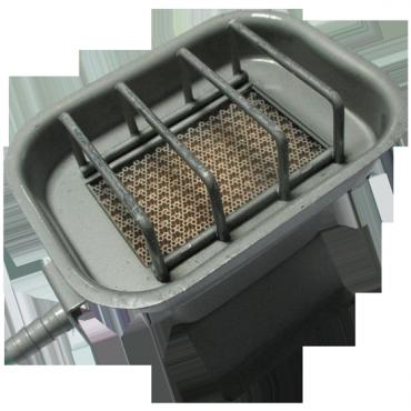 Горелка газовая инфракрасного излучения ГИИ-0,7 кВт (р)