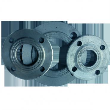 Фланец стальной приварной Ру6 Ду200 ГОСТ 12820-80
