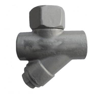 Конденсатоотводчик термодинамический стальной муфтовый Ду20
