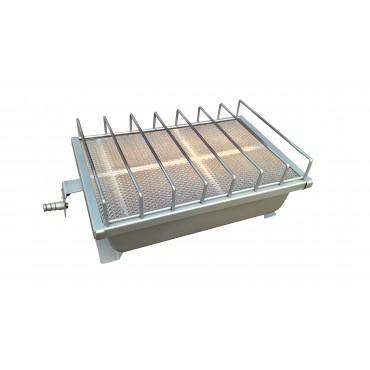 Горелка газовая инфракрасного излучения ГИИ-7,3 кВт (р)