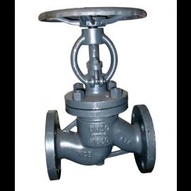 Клапан (вентиль) стальной фланцевый 15нж22нж Ду15