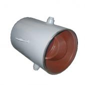 Клапан обратный поворотный 19с47нж (КОП) Ду150
