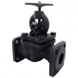 Клапан запорный фланцевый 15кч16п1 Ду80