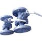 Кран шаровый стальной 11с2фт Ду200