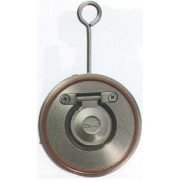 Клапан межфланцевый поворотный TCV-16 Ду100