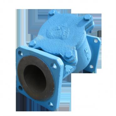 Фильтр осадочный фланцевый Ду125 Украина