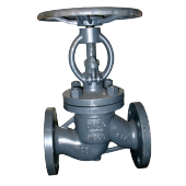 Клапан (вентиль) стальной фланцевый 15с22нж Ду25