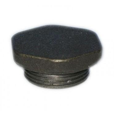 Заглушка радиаторная чугунная (пробка) 32 правая