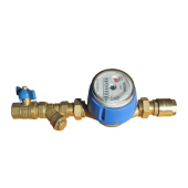 Комплект для монтажа счетчика воды Ду32