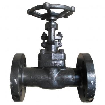 Клапан запорный 15с27нж Ду40 Ру64