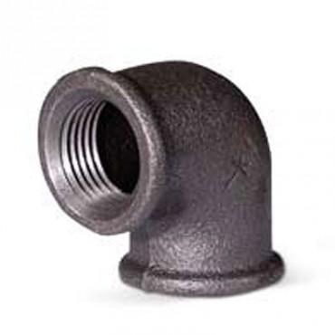 Угольник чугунный Ду40