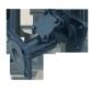 Фильтр осадочный фланцевый Ду250 (серия 01)  Украина