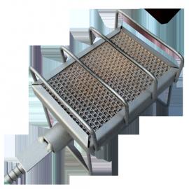 Горелка газовая инфракрасного излучения ГИИ-1,45 кВт Н
