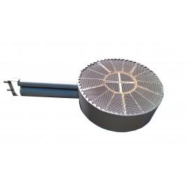 Горелка газовая инфракрасного излучении ГИИ-14,5 кВт Ø400 для тандыра 2-я