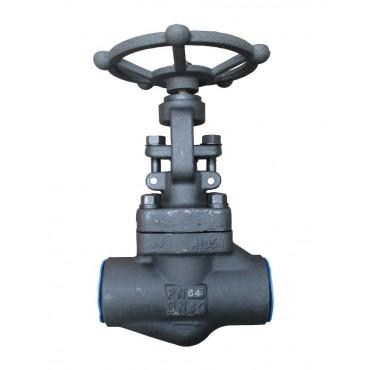 Клапан запорный 15с27нж Ду40 под приварку