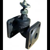 Клапан запорный фланцевый 15кч34п Ду32 ЗАЗ