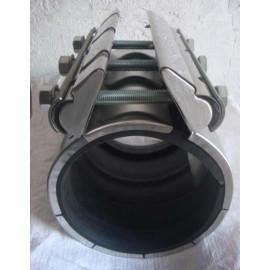 Хомут ремонтный гидравлический Ду150 L-300