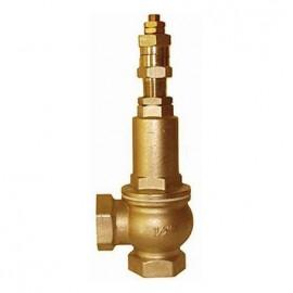 Клапан предохранительный  регулируемый Ду25 1-12 бар