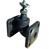 Клапан запорный фланцевый 15кч34п Ду50 ЗАЗ