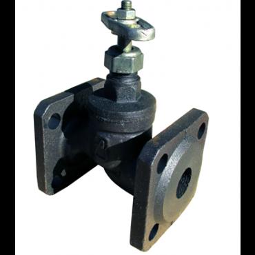 Клапан запорный фланцевый 15кч34п Ду40 ЗАЗ