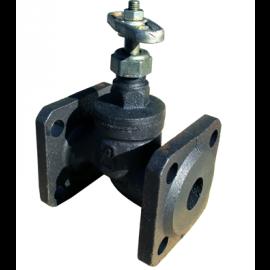 Клапан запорный фланцевый 15кч34п Ду25 ЗАЗ