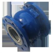 Клапан обратный фланцевый CVS-16F Ду100