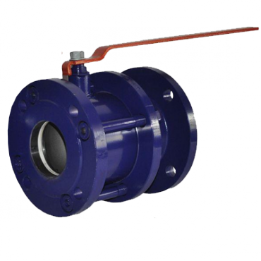 Кран шаровый 11с41п Ду65