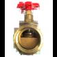 Клапан запорный муфтовый 15б1п Ду20